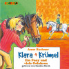 Anne Bachner: Klara + Krümel (4): Ein Pony und viele Gefahren