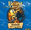 Adam Blade: Beast Quest, Teil 11: Arachnid - Meister der Spinnen
