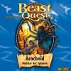Adam Blade: Beast Quest (11): Arachnid, Meister der Spinnen